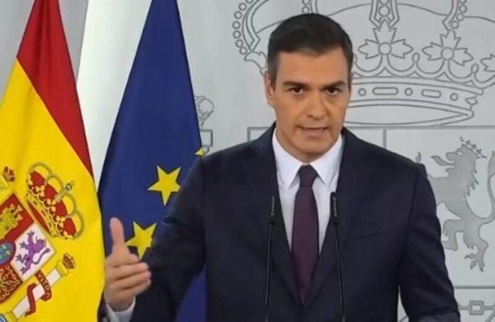 Pedro Sánchez incidencia acumulada