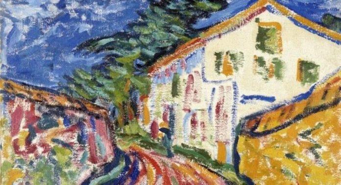 Exposición expresionismo alemán barón Thyssen Madrid