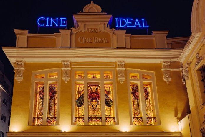 Cuáles son los cines más hermosos de Madrid