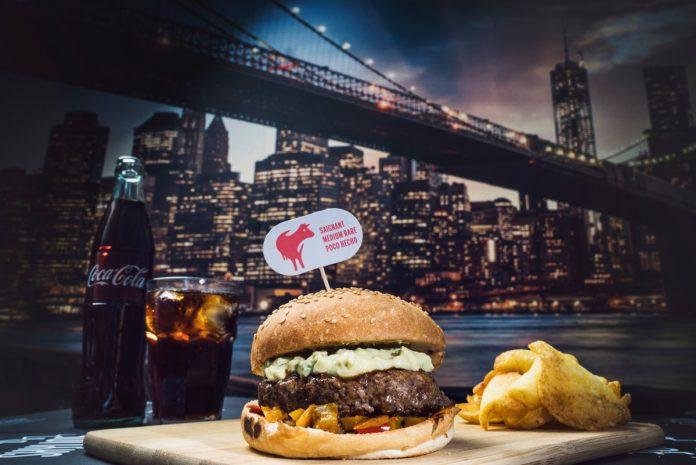 10 sitios donde puedes disfrutar de las mejores hamburguesas en Madrid