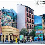 Plazas con encanto de la ciudad de Madrid