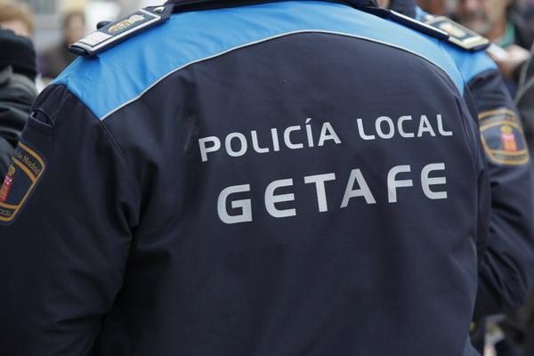 Policía Local Getafe denuncias estado de alarma