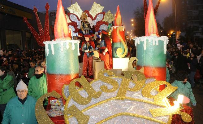 Móstoles Cabalgata de Reyes