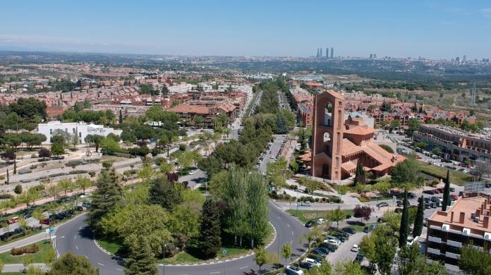 vivienda comunidad de madrid pozuelo de alarcon