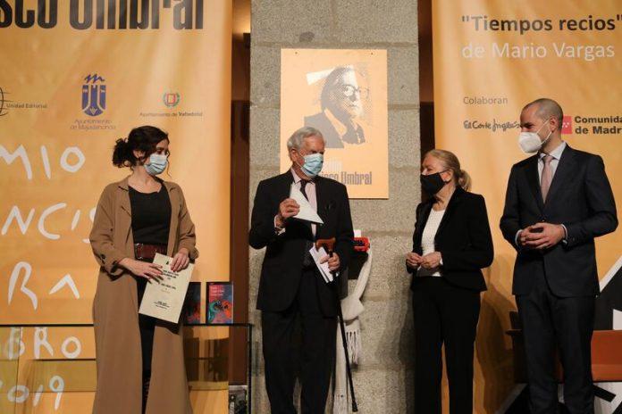 Mario Vargas Llosa Francisco Umbral novela tiempos recios