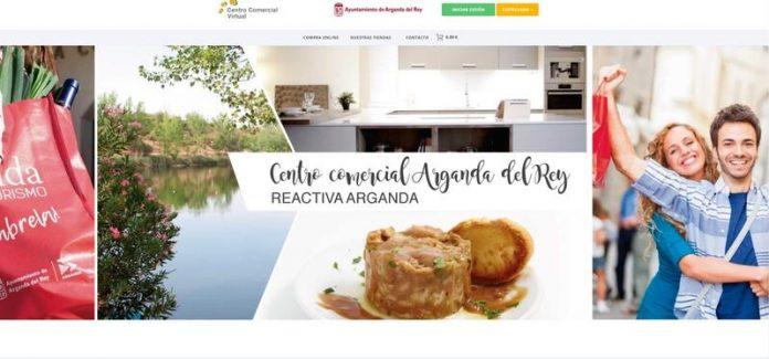 Arganda del Rey comercio local mercado virtual