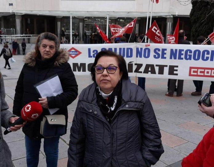 Metro de Madrid indemnizará amianto