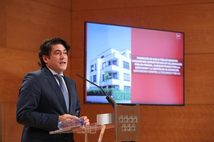Madrid rehabilitación energética de edificios
