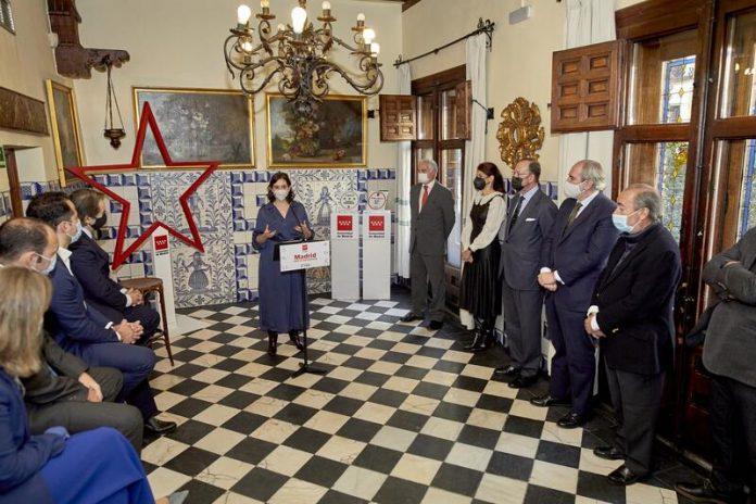 Sello Garantía Madrid medidas prevención COVID-19