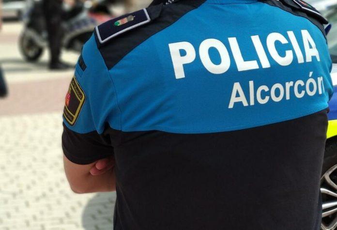 Policía municipal Alcorcón reordena