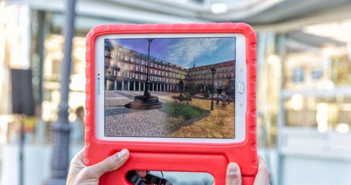 Portada Tablet Imageen Madrid