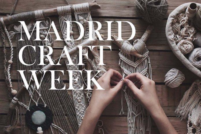 Madrid Craft Week: descubre la artesanía de diseño