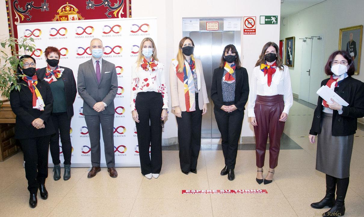 Mujeres Avenir denuncia que durante la pandemia ha aumentado la violencia a la mujer - Que! Madrid