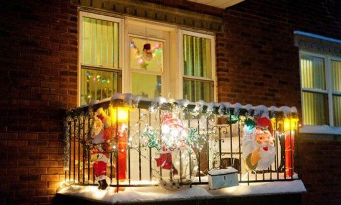 Tres Cantos decoraciones navideñas