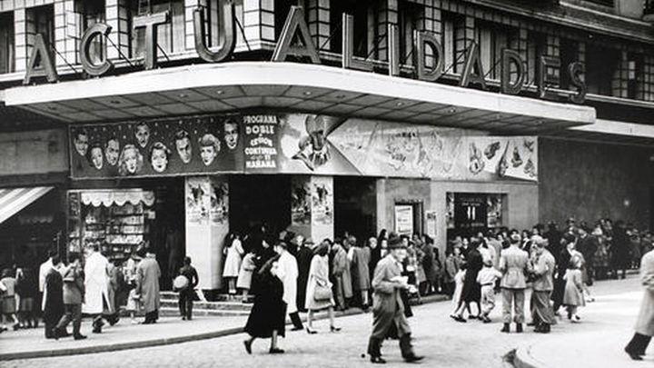 Un viaje por los cines desaparecidos de Madrid