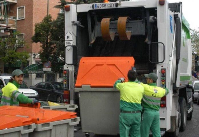 recogida basuras