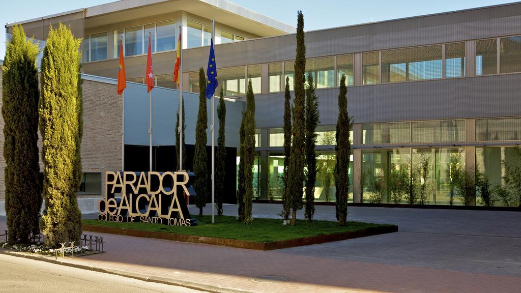 paradores Madrid