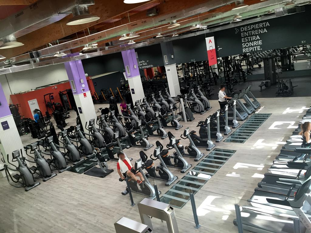 Los gimnasios low-cost para ponerse en forma en Madrid