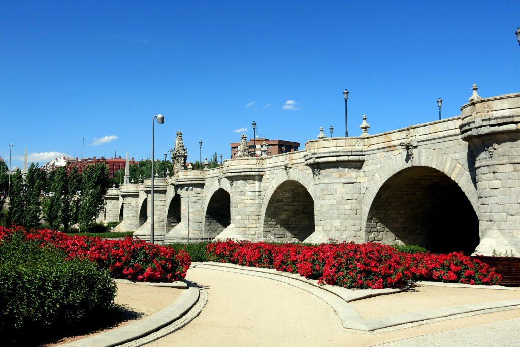 Dónde se localizan los puentes más bonitos de la capital madrileña