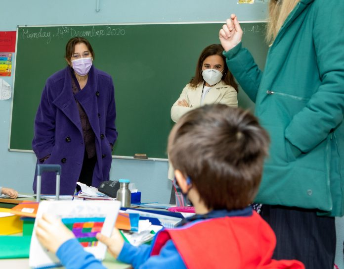 euros colegios públicos pozuelo