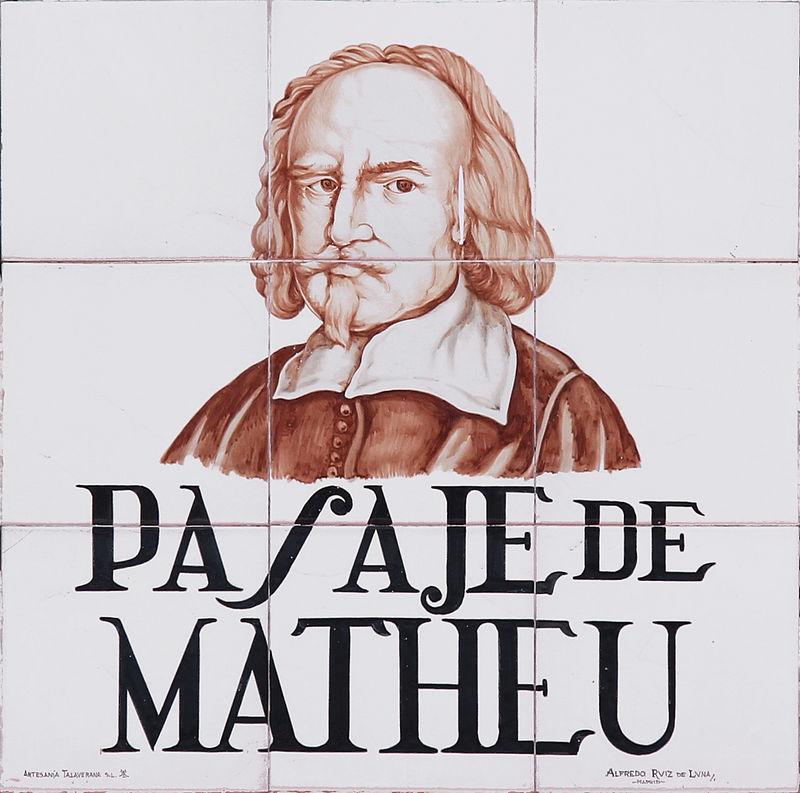 Pasaje Matheu