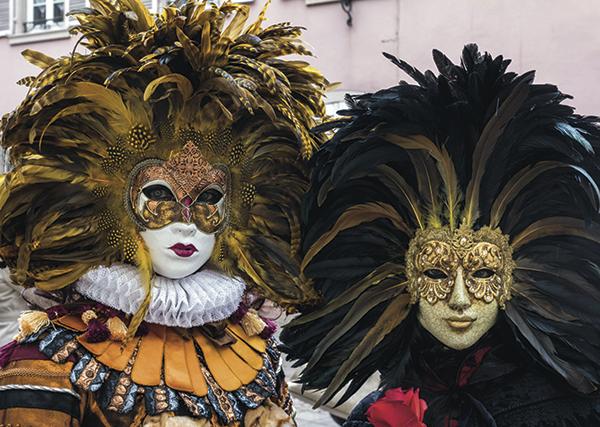 carnaval pinto