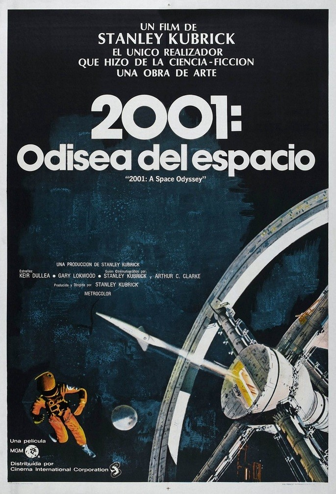 Una odisea del espacio: Filmoteca Española