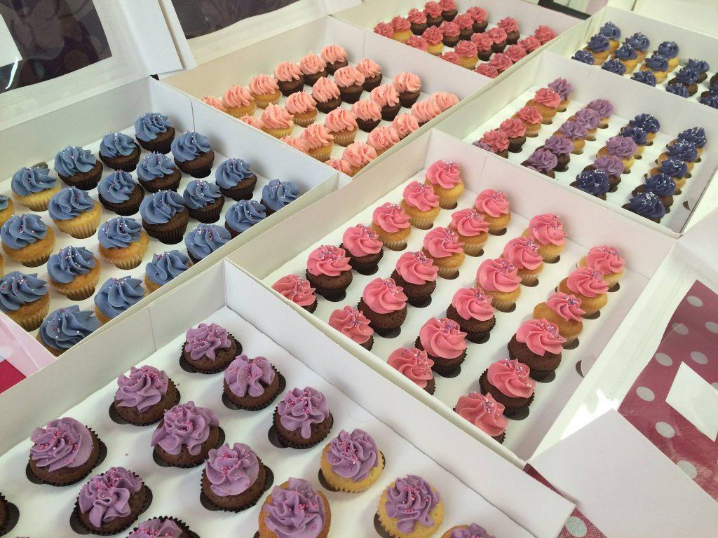 Descubre las pastelerías con mejores cupcakes de Madrid