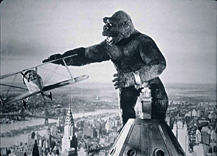 Portada King Kong