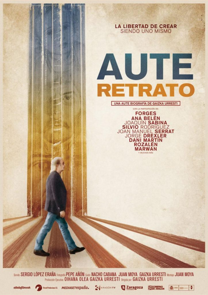 Ciclo cantautores - Luis Eduardo Aute