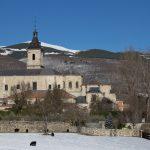 Portada Santa María de El Paular