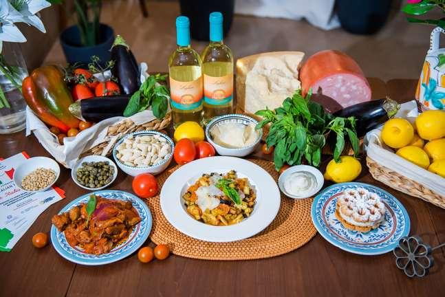 Sicilia en Madrid: finalizan las Semanas Gastronómicas Regionales de Italia