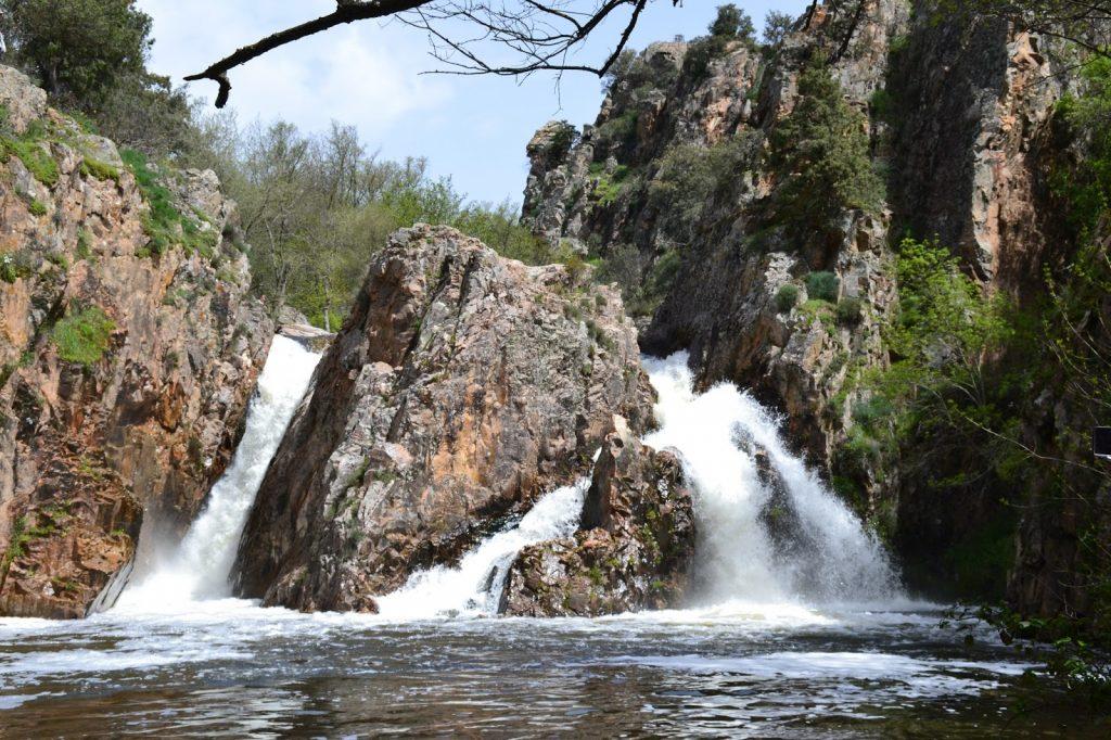 Ruta por las cascadas más impresionantes de la Comunidad de Madrid