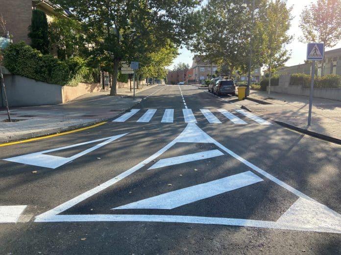 pozuelo operación asfalto