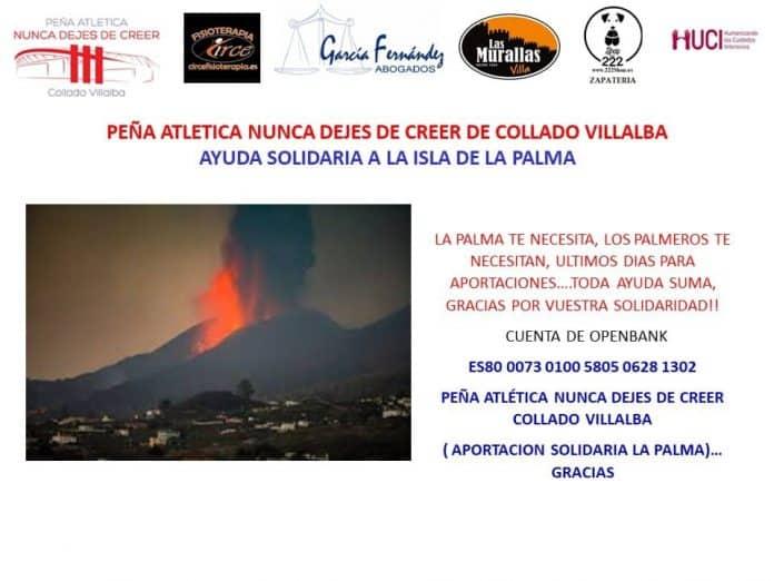 Nuevos actos solidarios con Las Palmas